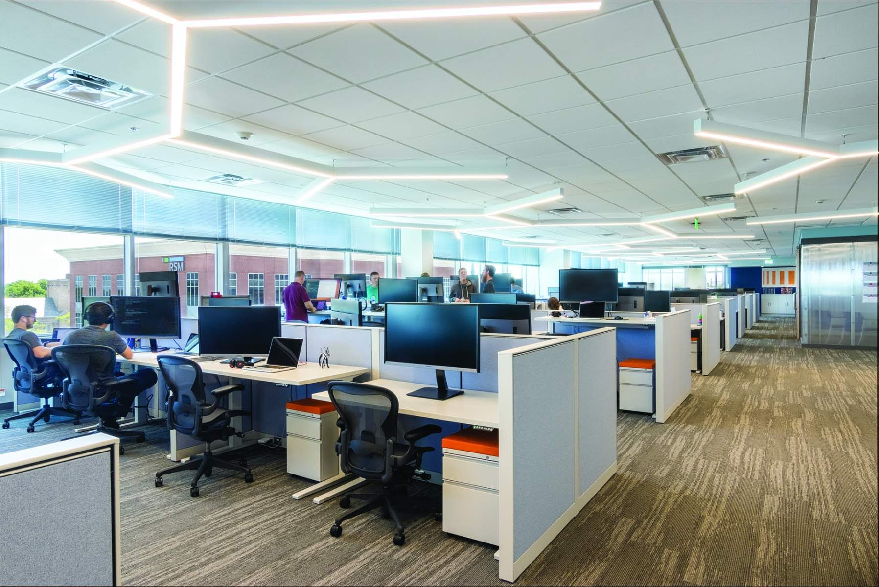 Commercial Interiors Division Ab Denning Inc